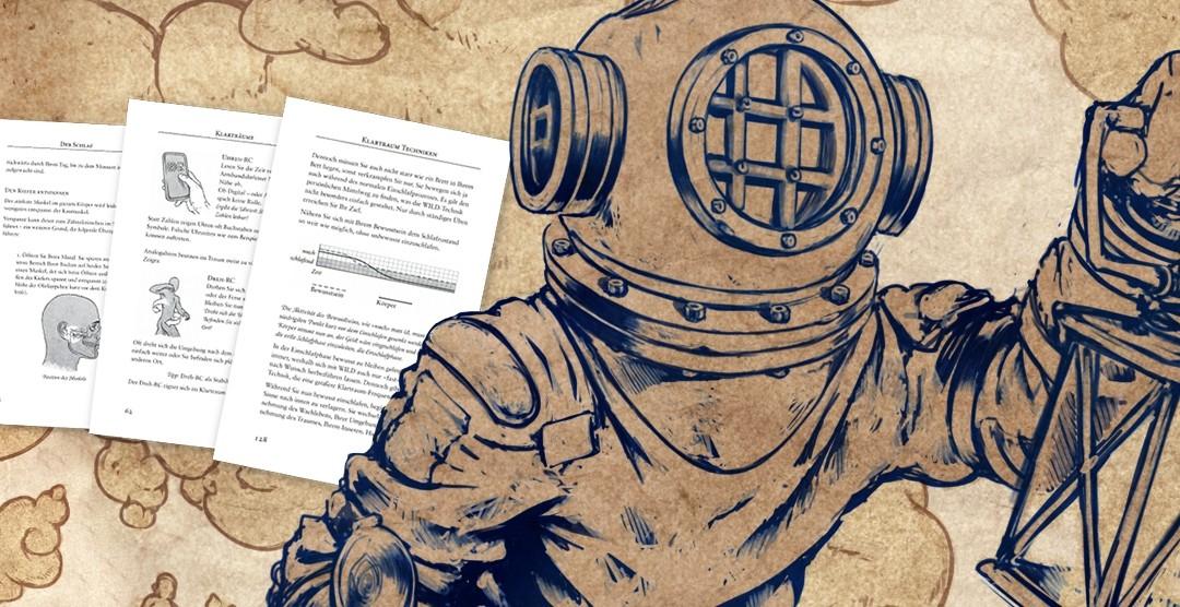 Oneironaut – Das Klartraum-Praxishandbuch