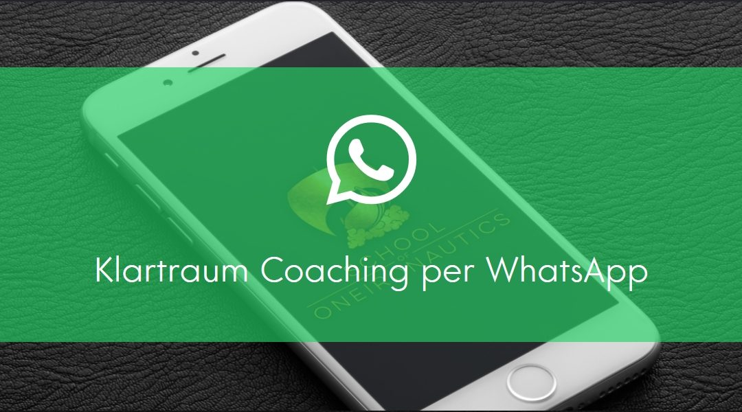 Klartraum Coaching per WhatsApp
