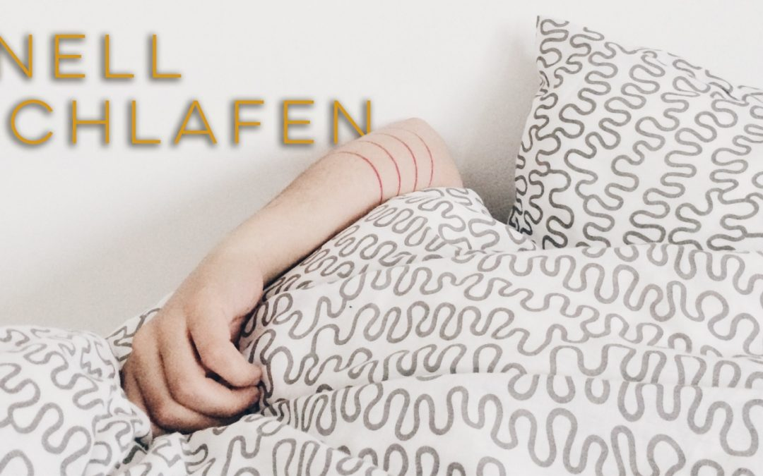 Schnell einschlafen – Tipps & Techniken